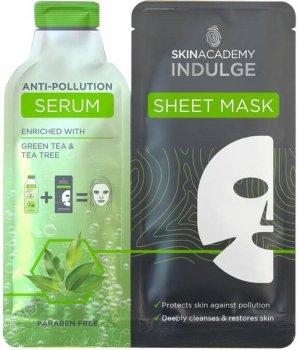 Сыворотка-маска для лица Skin Academy Indulge Anti-Pollution 25 мл (5031413912845)
