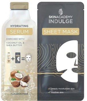 Сыворотка-маска для лица Skin Academy Indulge Hydrating 25 мл (5031413912784)