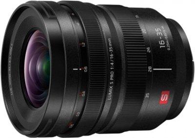 Panasonic Lumix S PRO 16-35mm f/4 (S-R1635E)