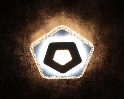 Світильник стельовий Led (4х25х25 див.) Матовий білий (YR-2261/250Q-mg)