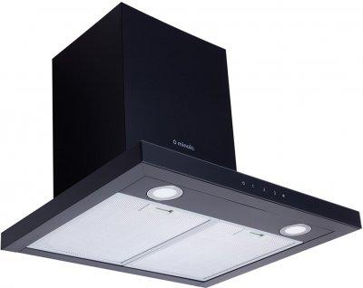 Вытяжка MINOLA TS 6722 BL 1100 LED GLASS