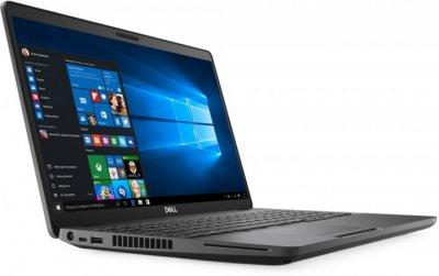 Ноутбук Dell Latitude 5501 (N296L550115ERC_W10) Black