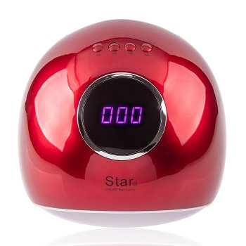 Лампа STAR 5 72W Red UV/LED для полимеризации