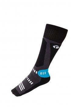 Лыжные термоноски Thermox мужские ThermoX Socks Черный