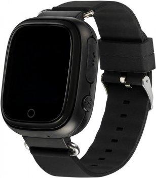 Детские смарт-часы Gelius Pro GP-PK003 Black (2099900764769)