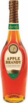 Напиток алкогольный OK'VIN Apple Brandy 0.5 л 35% (4820013376314)