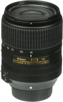 Nikon AF-S DX Nikkor 18-300mm f/3.5-6.3 G ED VR