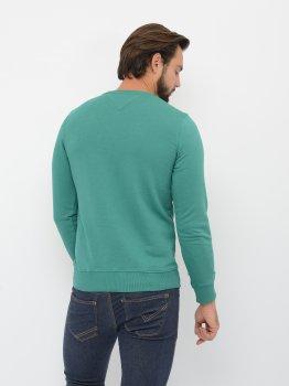 Світшот Tommy Hilfiger 9285.2 Зелений