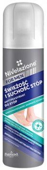Дезодорант для ног Farmona Nivelazione For Men 180 мл (5900117009222)