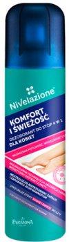 Дезодорант для ног женский Farmona Nivelazione 4в1 180 мл (5900117004593)