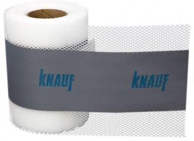 Гідроізоляційна стрічка Knauf Флехендихтбанд 0.12x50 м 3 мм Біла (IG9089157756)