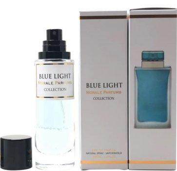 Парфюмированная вода для женщин Мораль Парфюм Blue Light версия Dolce & Gabbana Light Blue 30 мл (3708754983194)