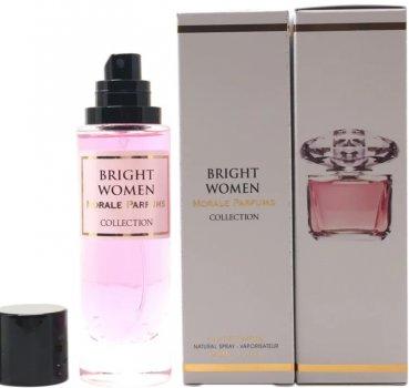 Парфюмированная вода для женщин Мораль Парфюм Bright Woman версия Versace Bright Crystal 30 мл (3740252583605)