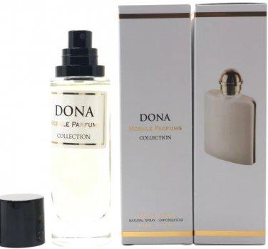 Парфюмированная вода для женщин Мораль Парфюм Dona версия Trussardi Donna Trussardi 2011 30 мл (3745984025836)