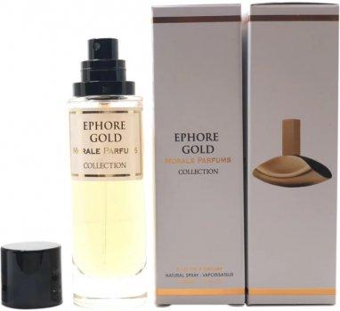 Парфюмированная вода для женщин Мораль Парфюм Phore Gold версия Calvin Klein Euphoria Pure Gold Women 30 мл (3813556496213)