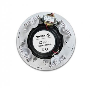 Встраиваемая потолочная акустика Work IC 550 T Celling Speaker