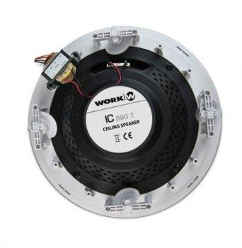 Встраиваемая потолочная акустика Work IC 880 T Celling Speaker