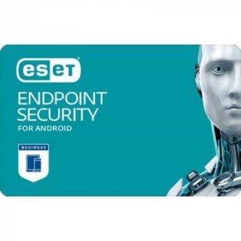 Антивірус ESET Endpoint security для Android 5 ПК ліцензія на 2year Busines (EESA_5_2_B)