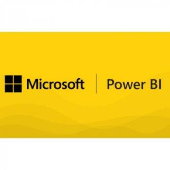 Офисное приложение Microsoft Power BI Pro 1 Year Corporate (800f4f3b_1Y)