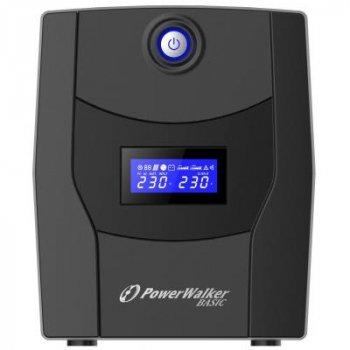 Джерело безперебійного живлення PowerWalker VI 1500 STL (10121076)