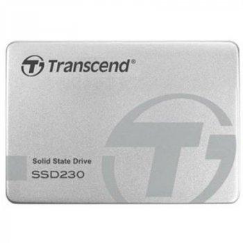 """Накопичувач SSD 2.5"""" 1TB Transcend (TS1TSSD230S)"""