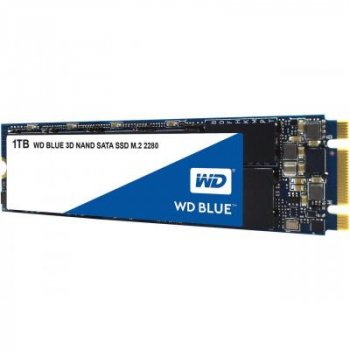 Накопичувач SSD M. 2 2280 1TB WD (WDS100T2B0B)