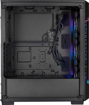 Корпус Corsair 220T RGB Airflow Black (CC-9011173-WW)