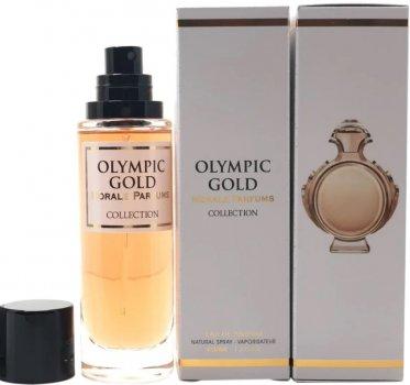 Парфюмированная вода для женщин Мораль Парфюм Olympic Gold версия Paco Rabanne Olympea Intense 30 мл (3725474136983)