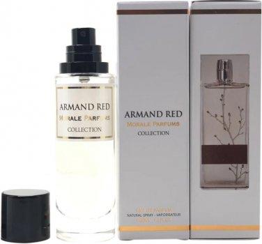 Парфюмированная вода для женщин Мораль Парфюм Armand Red версия Armand Basi In Red 30 мл (3761556496217)