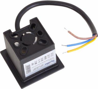 Настінний світильник Brille LZ-03/3 Вт WW BK COB IP65 (34-349)