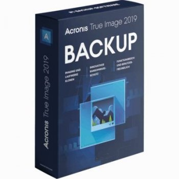 Acronis True Image Advanced Subscription 3 Computers + 250 GB Acronis Cloud Storage - 1 year Advanced Subscription