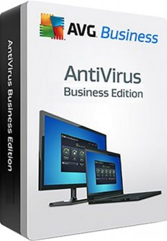 Антивірус AVG Antivirus Business Edition 5-19 ПК на 2 роки (електронна ліцензія) (AVG-ABE-(5-19)-2Y)