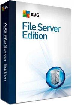 Антивірус AVG File Server 20-49 ПК на 2 роки (електронна ліцензія) (AVG-FS-(20-49)-2Y)