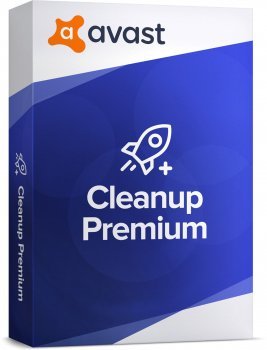Антивірус Avast Cleanup Premium 1 ПК на 3 роки (електронна ліцензія) (AVAST-CP-1-3Y)