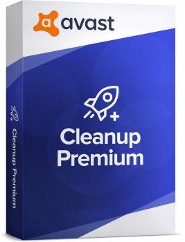 Антивірус Avast Cleanup Premium 3 ПК на 2 роки (електронна ліцензія) (AVAST-CP-3-2Y)