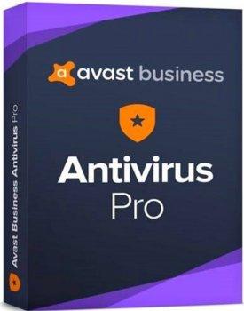 Антивірус Avast Business Antivirus Pro 5-19 ПК на 1 рік (електронна ліцензія) (AVAST-BAP-(5-19)-1Y)