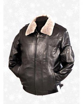 Куртка мужская с мехом Verona 104_2 Черный