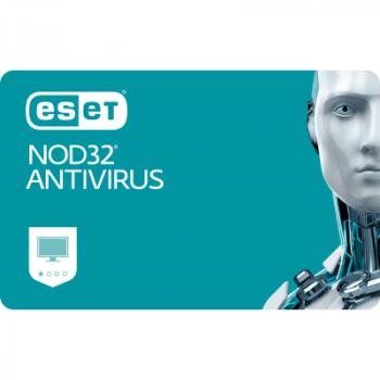 Антивирус ESET NOD32 Antivirus для 16 ПК, лицензия на 2year (16_16_2)