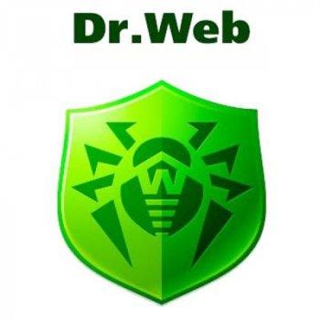 Антивірус Dr. Web Security Space + Компл. захист 5 ПК 2 роки ел. ліц. (LHW-BK-24M-5-A3)