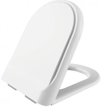 Унітаз підвісний CREAVIT Antik AN320-11CB00E-0000 + сидіння Soft Close KC0303.01.0000E дюропласт білий