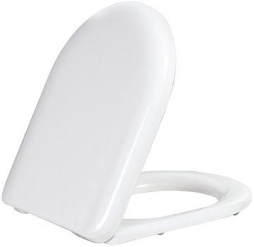 Унитаз подвесной CREAVIT Terra TP325-11CB00E-0000 + сиденье Soft Close KC2203.01.0000E дюропласт
