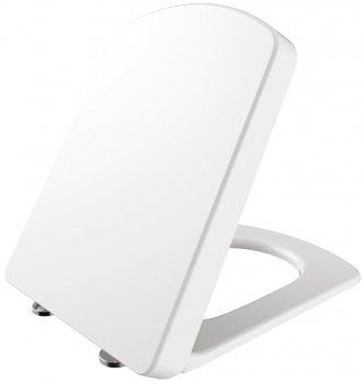 Унітаз підвісний CREAVIT Tetra TP326-11CB00E-0000 + сидіння Soft Close KC2103.01.0000E дюропласт