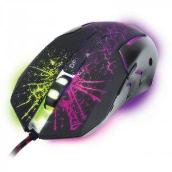 Мишка Ergo NL-640 Black (NL-640)
