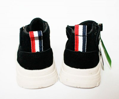Кеды Kimbo-o CI-XX Черные (nv2823-25)