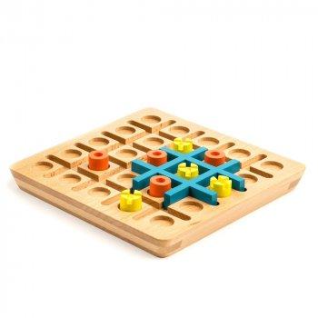 Настільні ігри Marlbles Настільна гра-головоломка Хрестики-нулики Нова ера (SM47300)