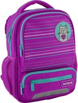 Рюкзак детский Kite Kids Sweet kitty для девочек 340 г 29 x 23 x 9 см 8 л Розовый (K20-559XS-1)