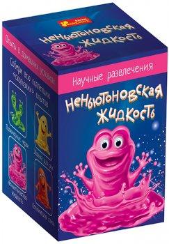 Научные развлечения Ranok-Creative Неньютоновская жидкость (12132025Р) (4823076143343)