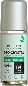 Органический роликовый дезодорант Urtekram Green Matcha 50 мл (5701050801371)