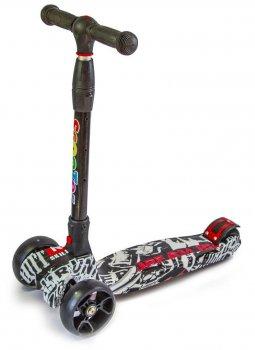 Самокат Scooter Smart Street Складна ручка світяться колеса (SD 266564095)