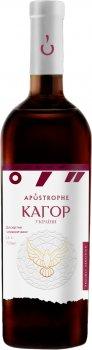 Вино Apostrophe Кагор Український червоне десертне 0.75 л 16% (4820233640400)